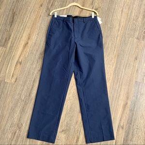 Calvin Klein straight fit Blue Pants
